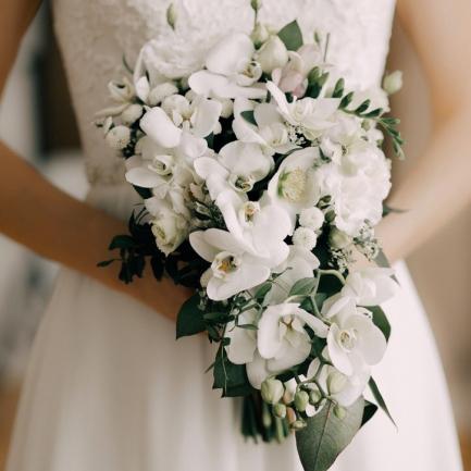 """Букет невесты """"Свадебный №4"""""""