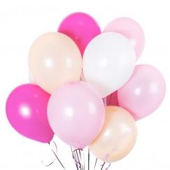 """Набор шаров """"Розовое облако"""""""